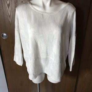 Stitch Fix Pixley Patterned Crewneck Dolman Top